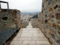 Gibralfaro Castle located in the city of Malaga