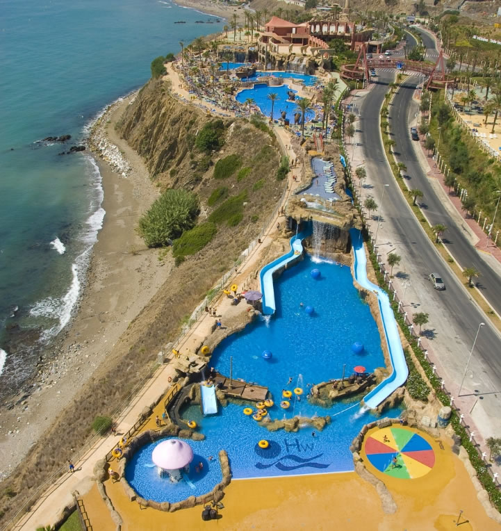 Holiday World Situated On The Coast Of Benalmádena Offers Fully Electric Vehicle Al Services Initiative A Pioneer In Sector Will Allow Its