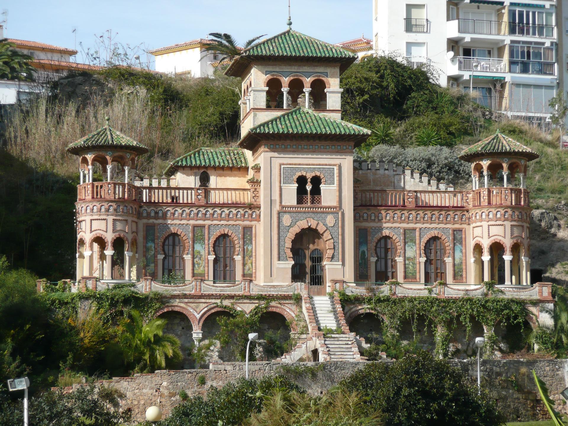 Navajas house in torremolinos la casa de los navajas - Casa home malaga ...