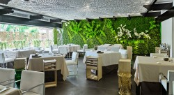 Dani Garcia Restaurant in Hotel Puente Romano Beach Resort