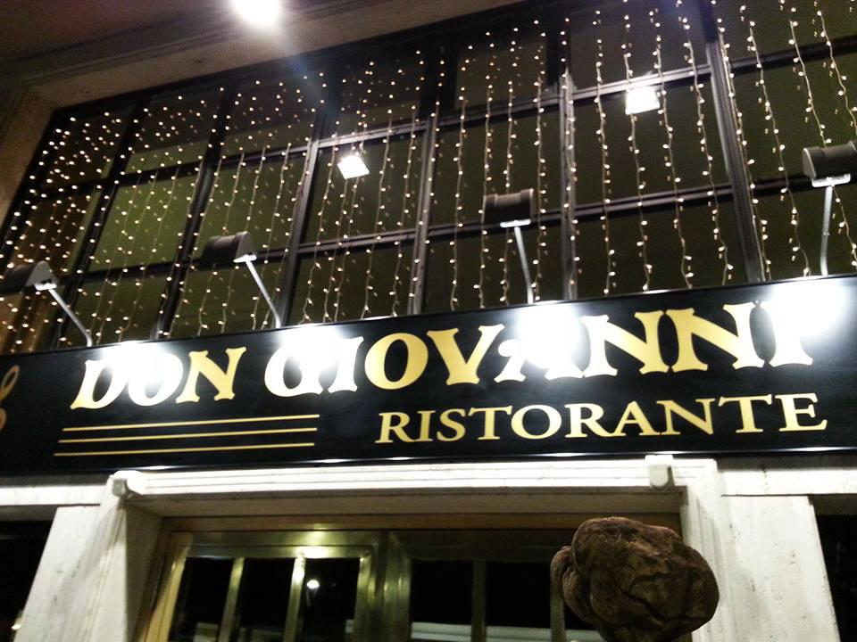 Don Giovanni Restaurant Marbella