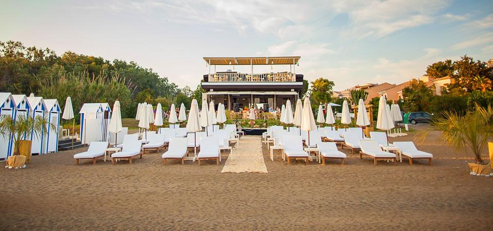 Salduna Beach is a different type of beach club and restaurant