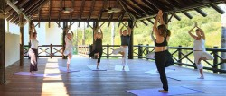 Shanti-Som Wellbeing Retreat in Monda - Yoga