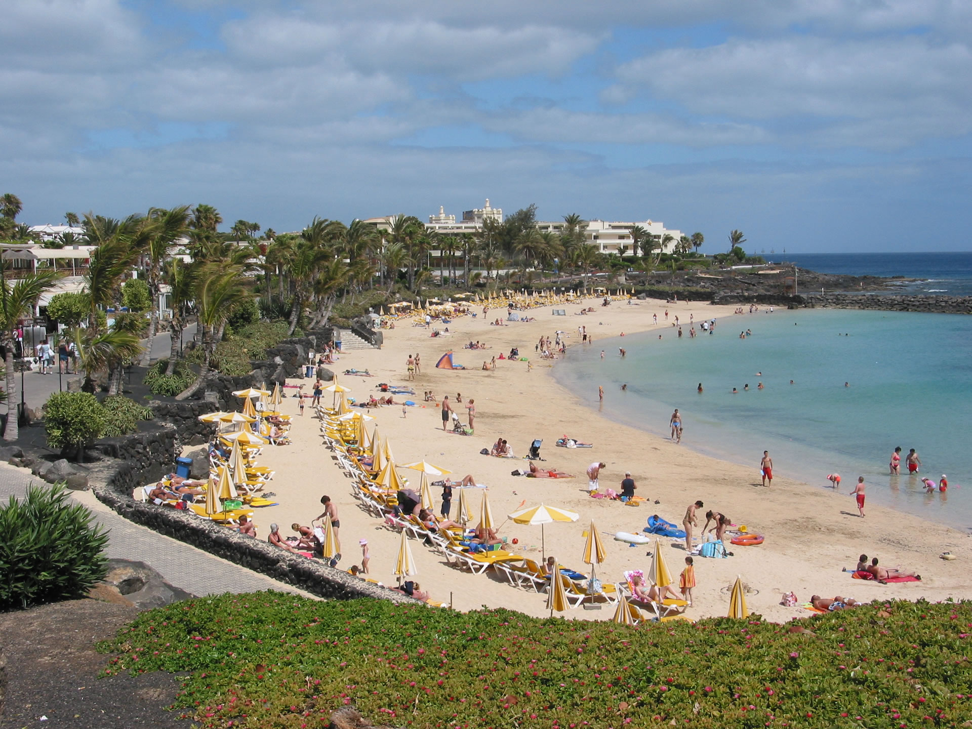 Canary Islands represent an exotic and paradisiacal destination