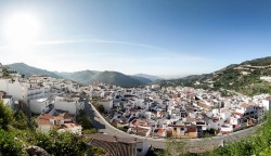 A trip up to the white village of Ojén in southern Spain - View across Ojén CC BY-NC-ND 2.0 Sitoo