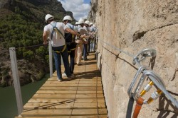 Caminito del Rey opening this Spring