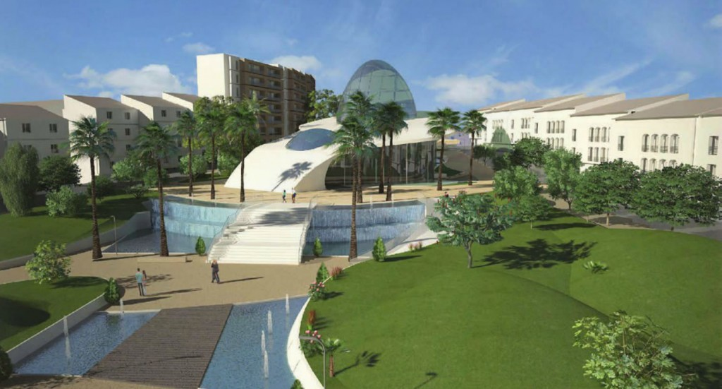 Estepona Botanic Garden to be inaugurated in March