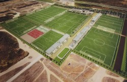 "Malaga Football Club to start new facilities for their football school ""La Academia"""