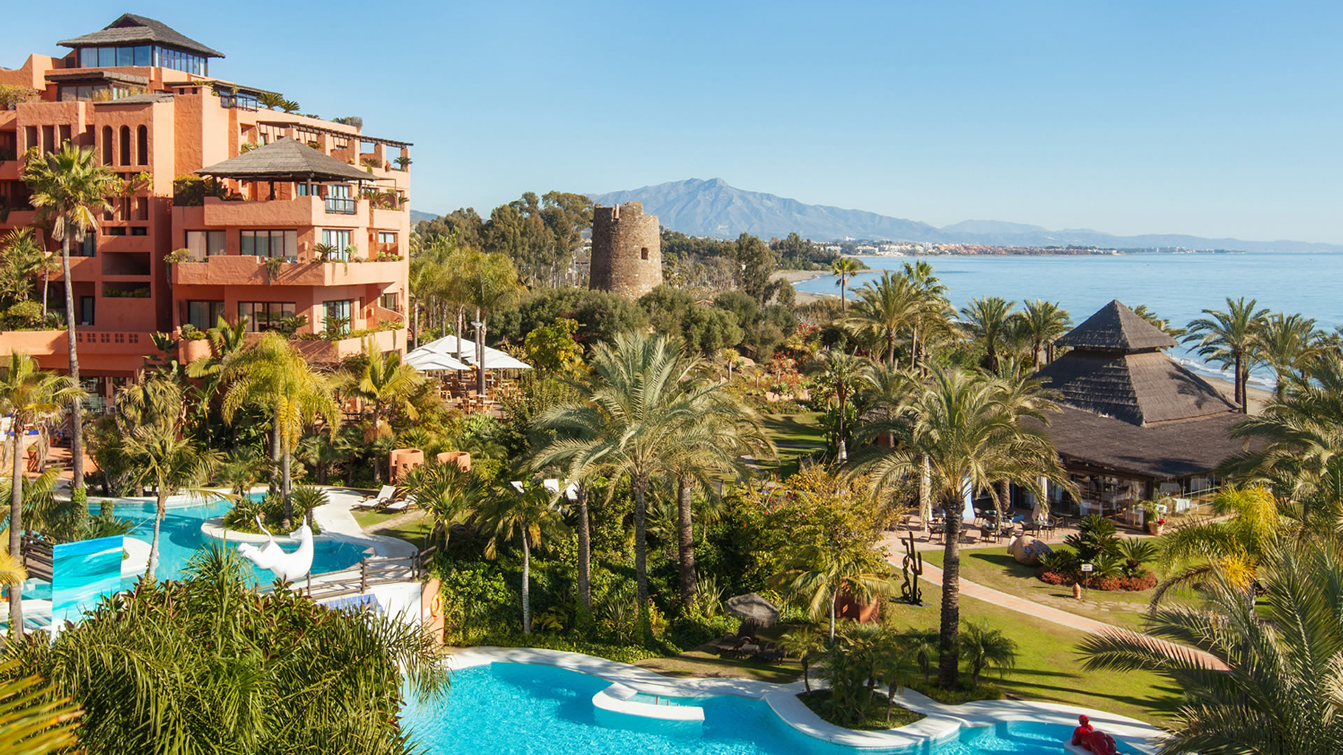 Kempinski hotel bahia in estepona luxury 5 star resort for Hotels malaga