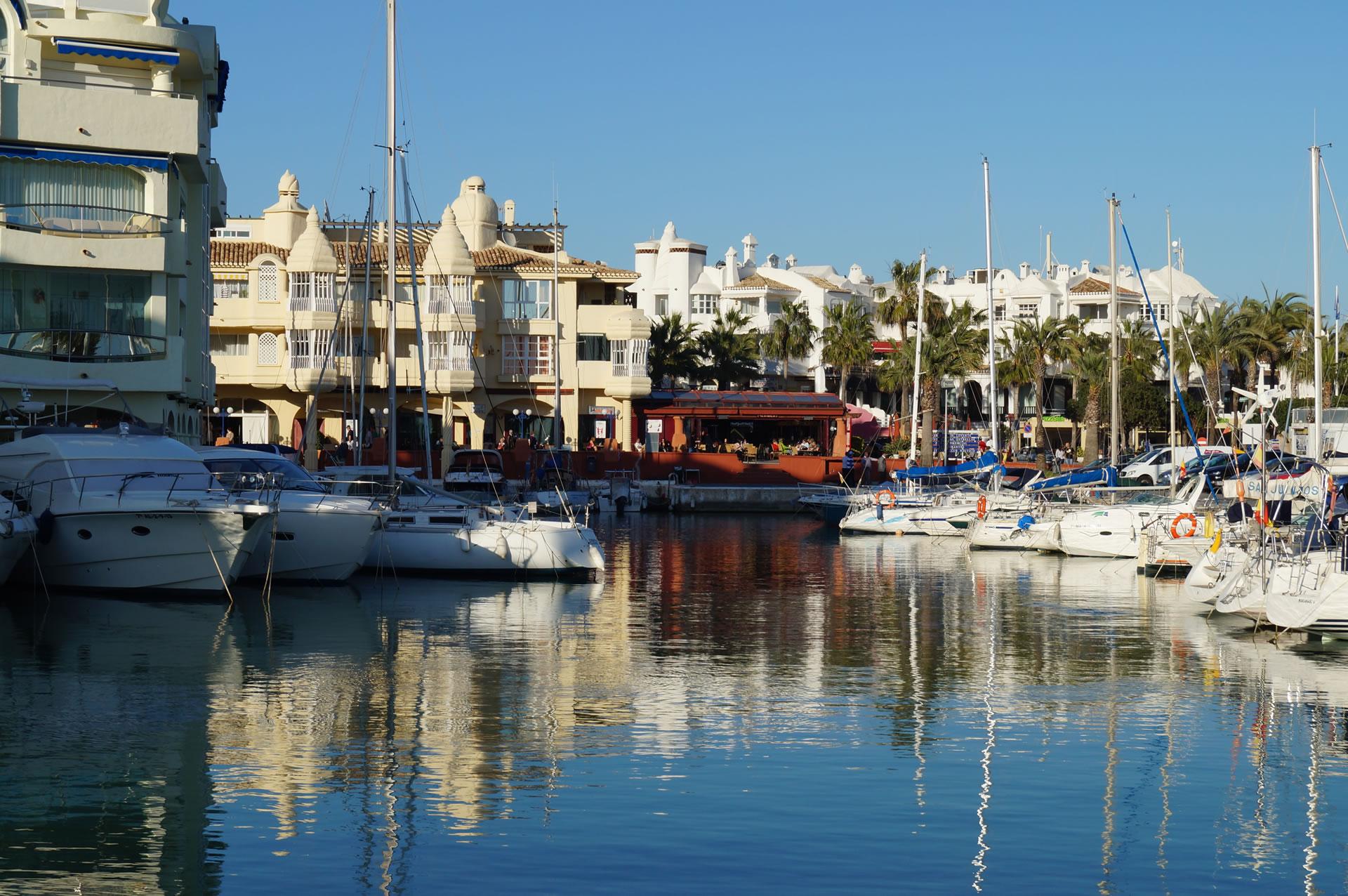 Puerto Marina - Puerto Deportivo de Benalmádena
