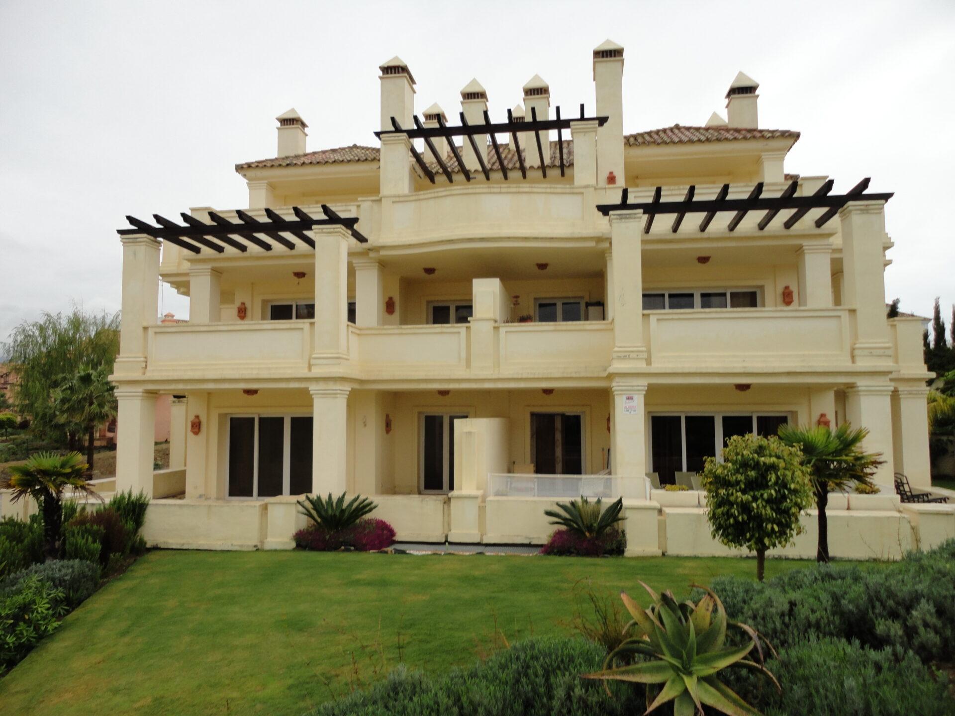 Buying real estate in Spain