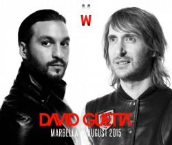 World DJ Marbella with David Guetta and Steve Angello