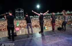 Gibraltar Music Festival 2015 - The Script
