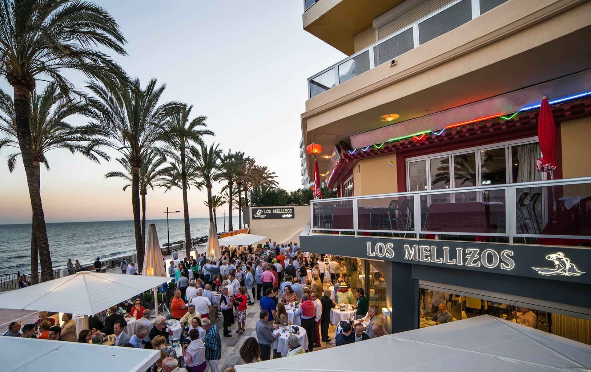 Los mellizos restaurant in marbella costa del sol news - Los mellizos malaga ...