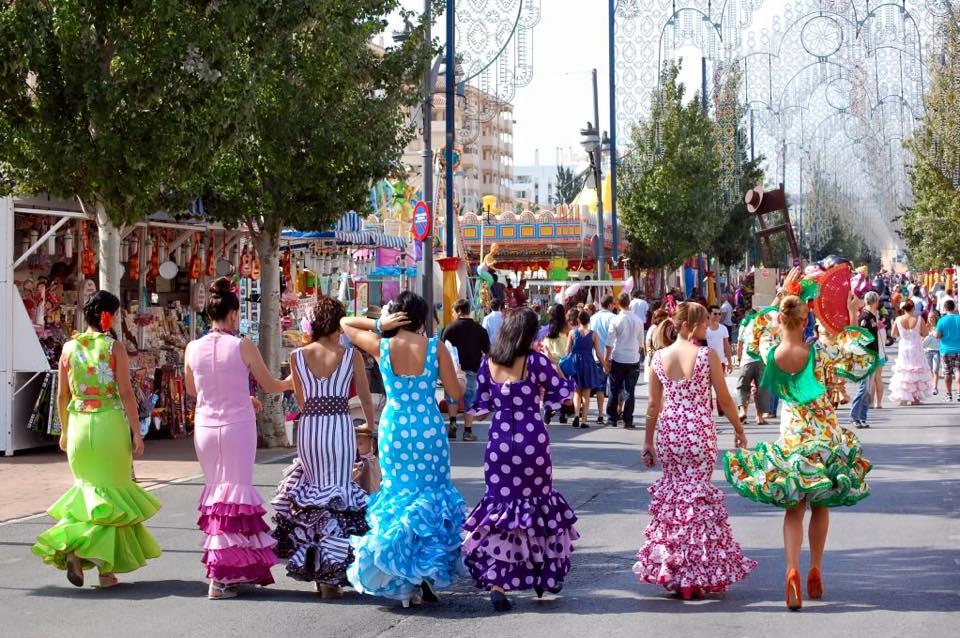 Fuengirola Feria 6-12 October 2015