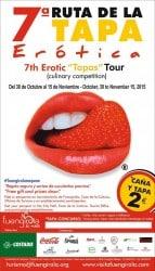 VII Ruta de la Tapa Erótica in Fuengirola
